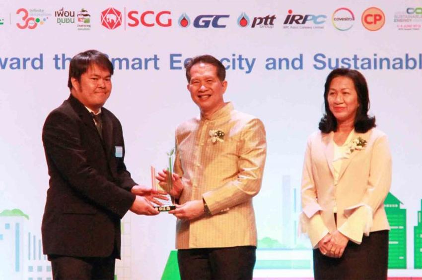 """COTTO คว้ารางวัลโรงงานอุตสาหกรรมเชิงนิเวศ ในงาน """"Eco Innovation Forum 2018"""""""