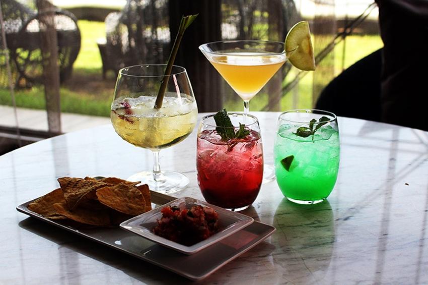 Happy Hour.....เมอร์เคียว กรุงเทพ มักกะสัน