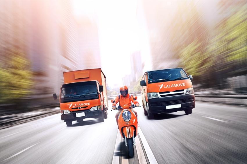 Lalamove โต 123% ขึ้นแท่นผู้บริการขนส่งสินค้าอันดับหนึ่ง