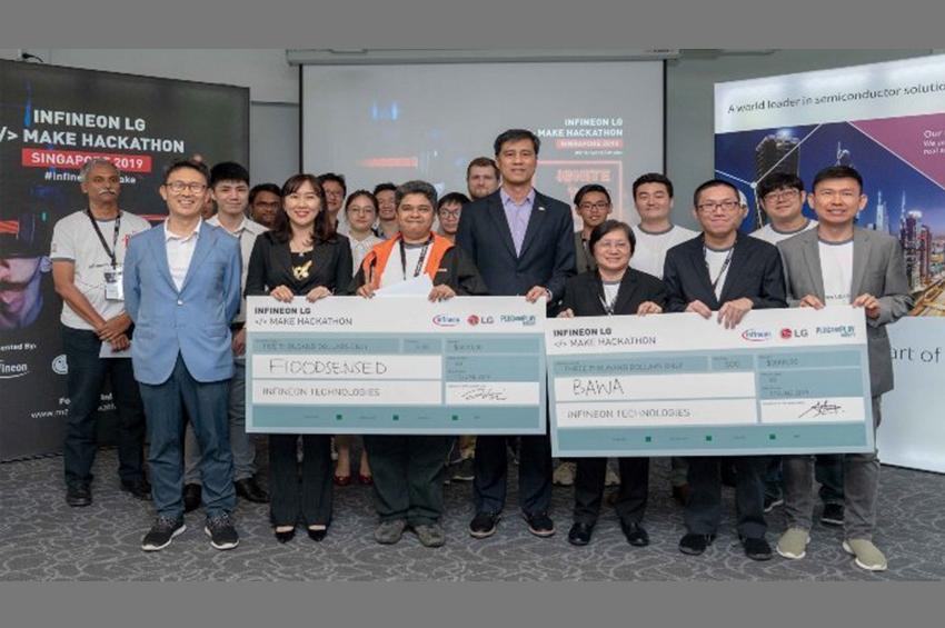 Infineon จับมือ LG เปิดตัวกิจกรรมแฮกกาธอน