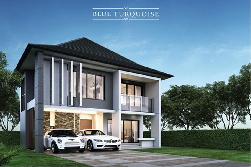 """""""BLUE LAGOON 2"""" เปิด Presale บ้านแบบใหม่ ราคาเดียว 6.99 ล้านบาท* ปักหมุดพร้อมกัน"""