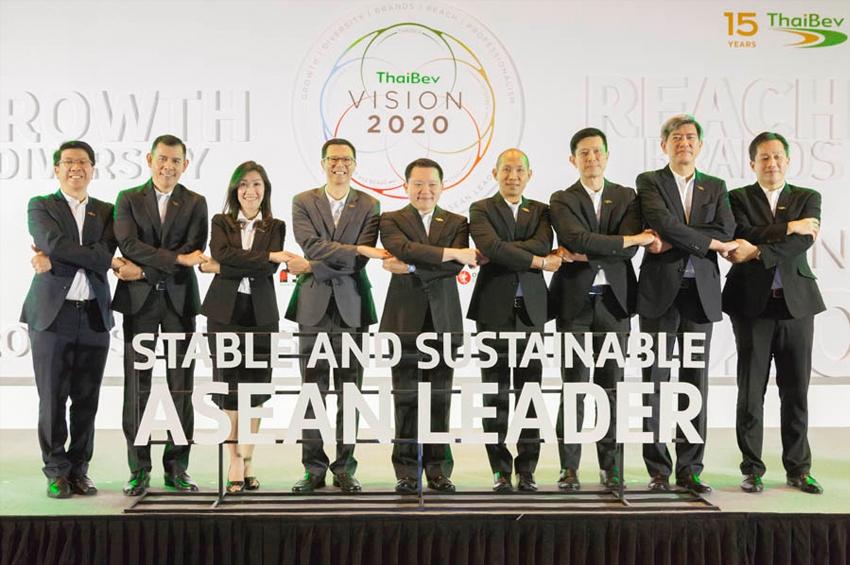 ไทยเบฟฯ ชู Vision 2020 ลุยตลาดอาเซียน