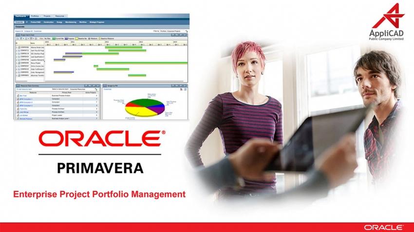 Oracle จับมือ Applicad จำหน่ายโซลูชันบริหารโครงการก่อสร้าง