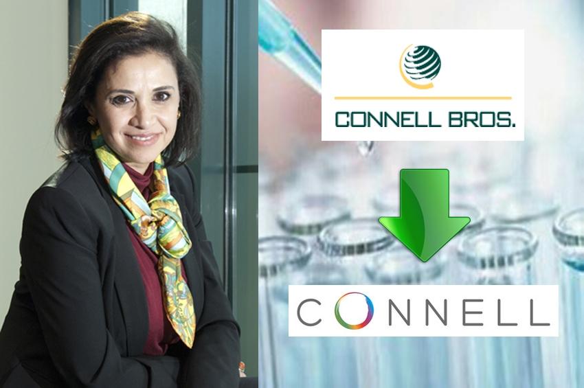 คอนแนลล์ บราเดอร์ส เปลี่ยนชื่อบริษัท และแต่งตั้งซีอีโอใหม่