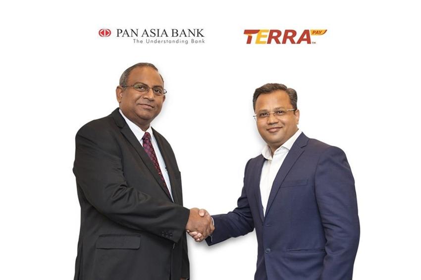 TerraPay จับมือ Pan Asia Bank บริการโอนเงินด่วนแก่ชาวศรีลังกาทั่วโลก
