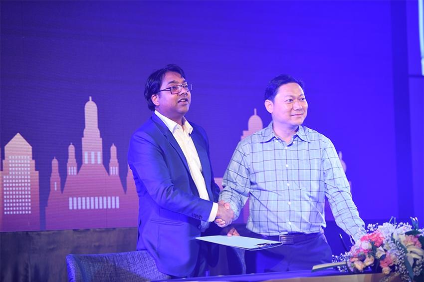 Meituan จับมือ CHG ลงนามการร่วมมือเชิงกลยุทธ์