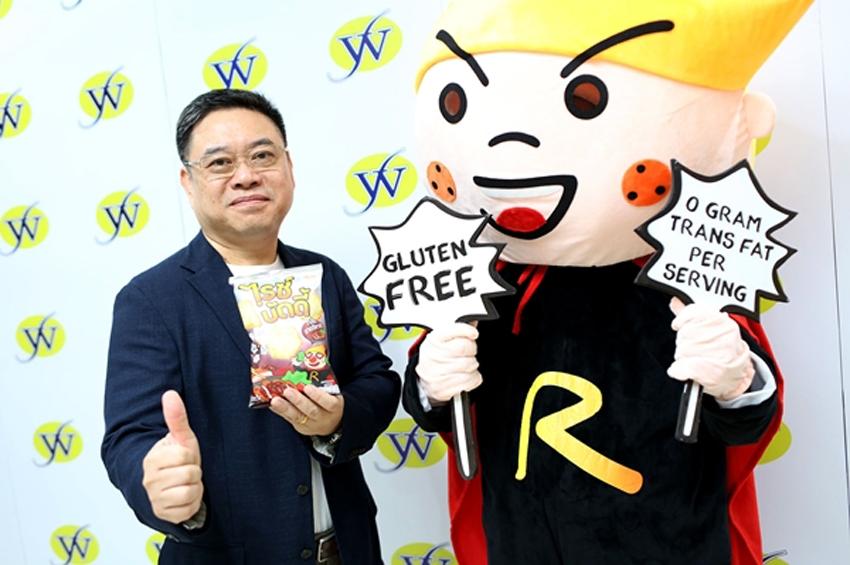 Rise Buddy บุกตลาดสแน็คไทย ทุ่ม 50 ล้าน จัดเต็ม 10 รสชาติ หวังดันยอดโต 30% ต่อปี