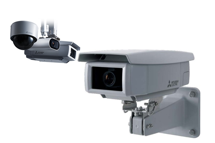 Mitsubishi Electric ร่วม GLORY พัฒนาระบบตรวจสอบใบหน้าสำหรับกล้องวรจรปิด