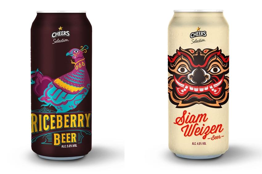 'Cheers Selection ใหม่' เบียร์ไทยคุณภาพ