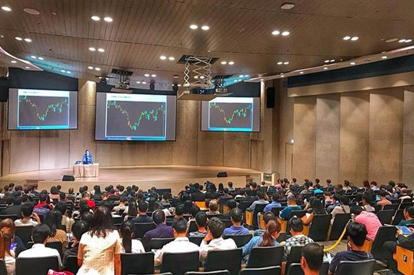 TFEX Algorithmic Trading Workshop and Competition 2018 เรียนรู้เข้มข้น สมัครแข่งขันได้แล้ววันนี้