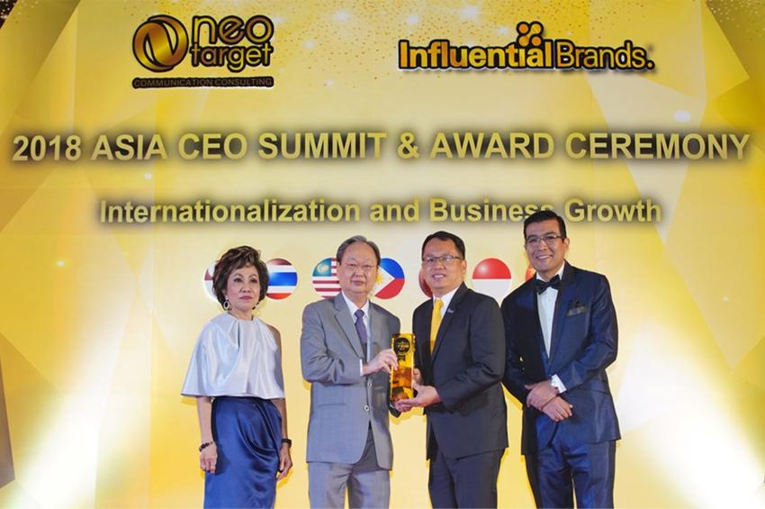 Cafe Amazon คว้า รางวัลสุดยอดแบรนด์ชั้นนำของไทยในระดับเอเชีย อีกหนึ่งความภาคภูมิใจ ของ PTTOR