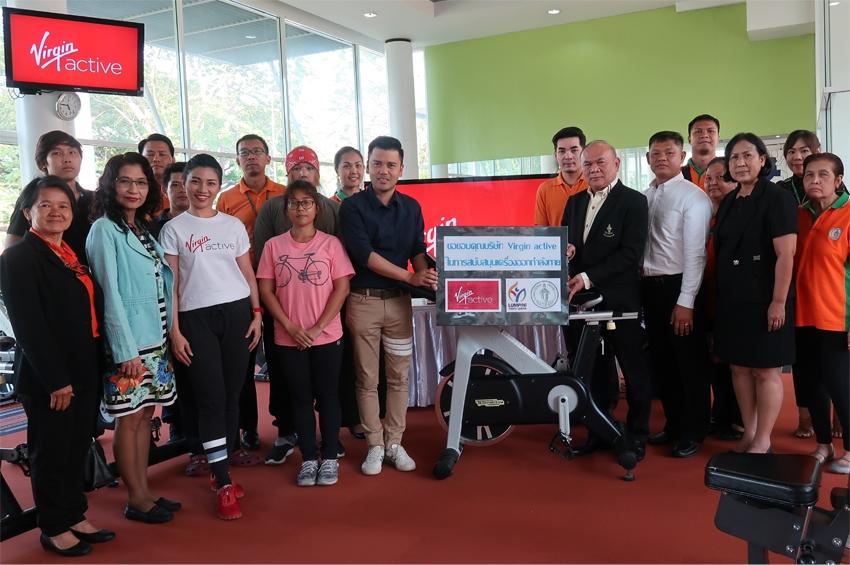 Virgin Active เดินหน้าสนับสนุนคนไทยสุขภาพแข็งแรง