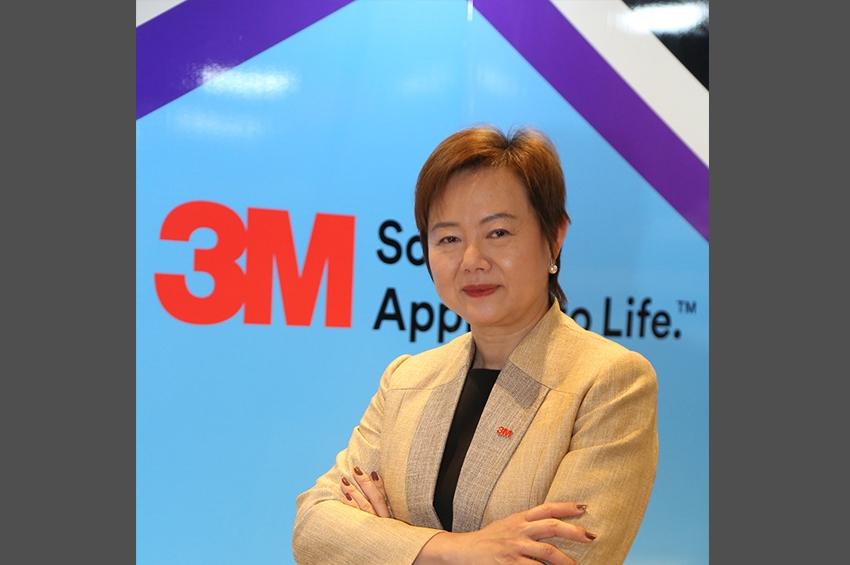 3เอ็ม ประเทศไทย เดินหน้าร่วมจัดงานนิทรรศการ THAILAND 4.0 IN THE MAKING