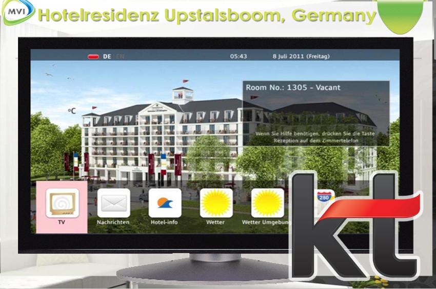 KT จับมือ MVI เป็นพันธมิตรธุรกิจด้านโรงแรม AI