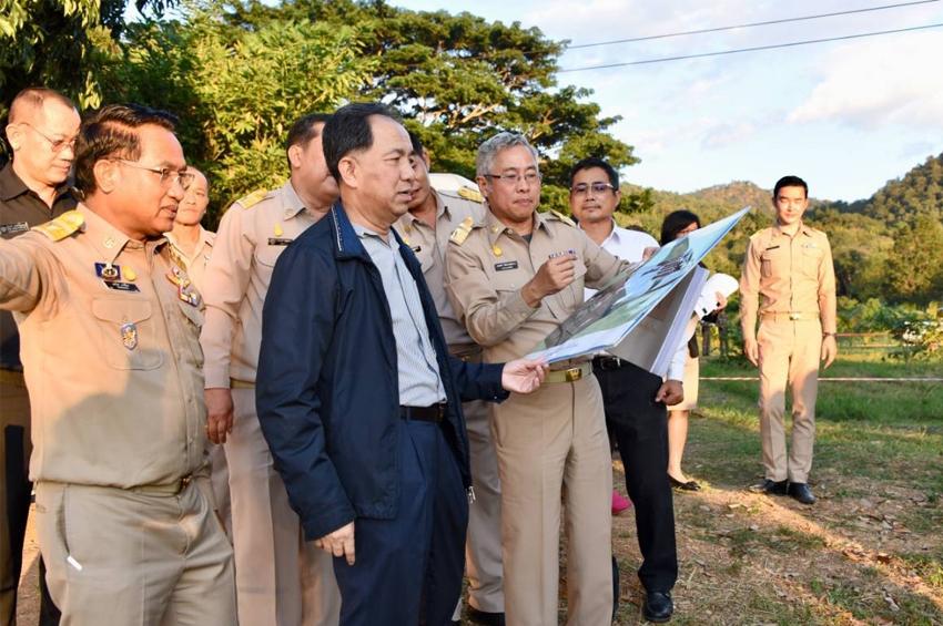 ก.เกษตรฯ เร่งรัดและติดตามความก้าวหน้าโครงการก่อสร้างสถานที่พักพิงสัตว์ และโรงพยาบาลสัตว์