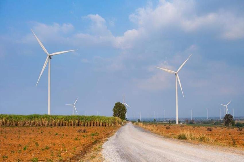 """""""วินด์ เอนเนอร์ยี่"""" จ่ายไฟฟ้าพลังลม เข้าระบบอีก 90 เมกะวัตต์"""