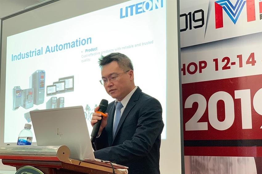 LITE-ON ขยายตลาดเวียดนาม ด้วย IIoT Gateway
