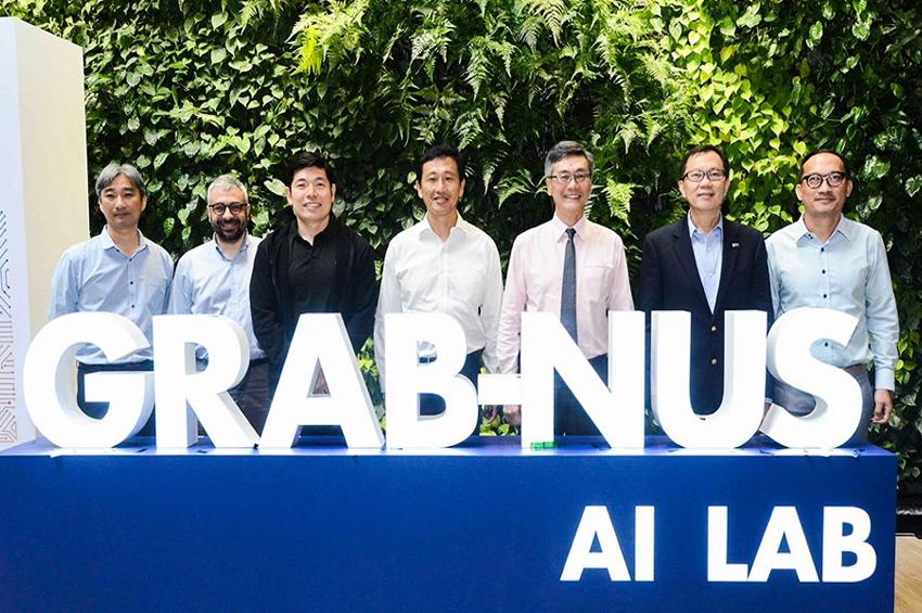 Grab ร่วม มหาวิทยาลัยแห่งชาติสิงคโปร์ เปิด 'AI Lab' พลิกโฉมเมืองและระบบขนส่งใน ASEAN