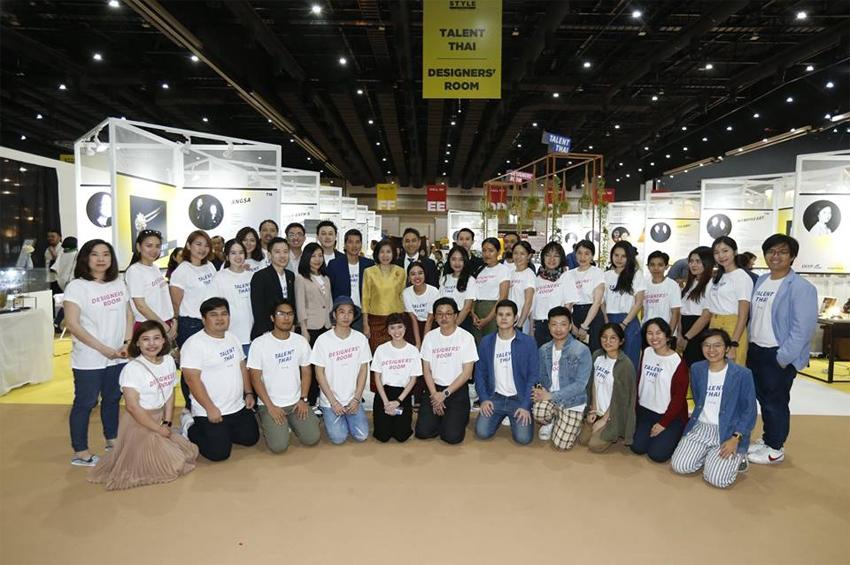 โค้งสุดท้าย Designers' Room & Talent Thai 2019