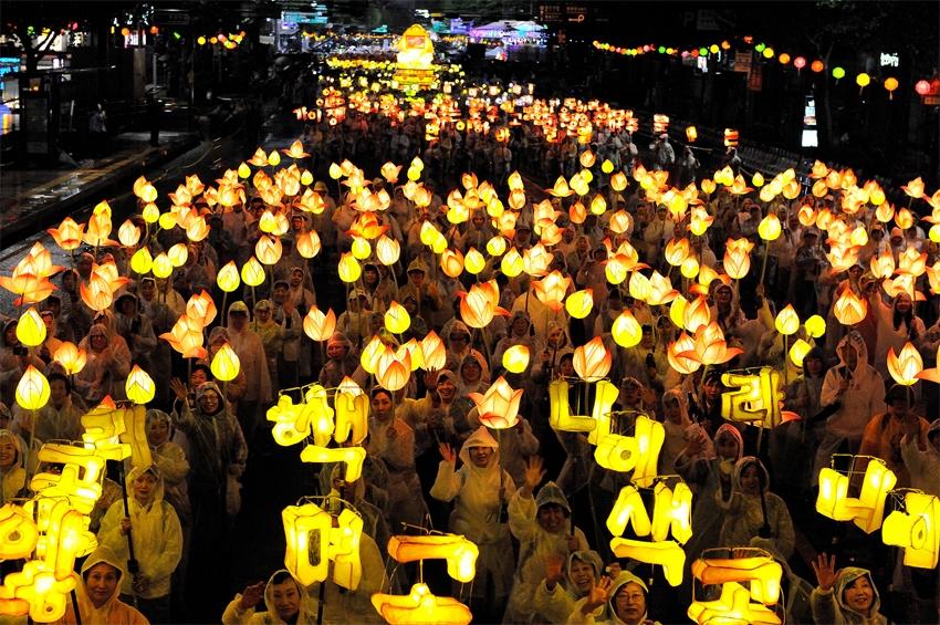 กรุงโซล เชิญร่วมงานเทศกาลโคมไฟดอกบัว 2562