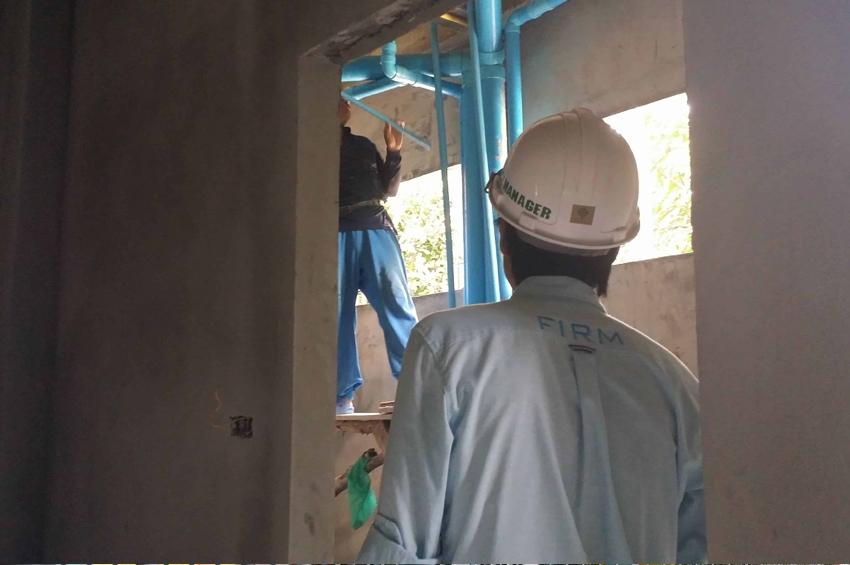 ที่ปรึกษางานก่อสร้าง  เพื่อมาตรฐานงานก่อสร้าง