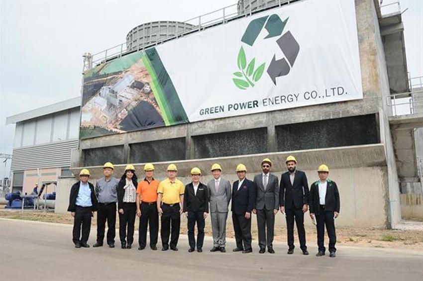 SUPER เปิดบ้านต้อนรับ รมต.กระทรวงพลังงาน เข้าเยี่ยมชมโครงการ Green Power Energy