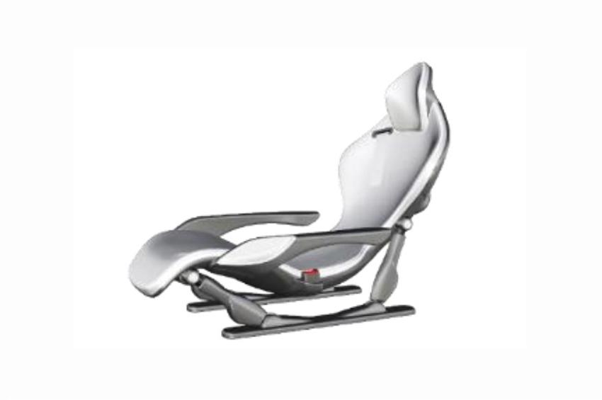 TACHI-S เปิดตัวเก้าอี้สำหรับยานยนต์อัตโนมัติในงานโตเกียวมอเตอร์โชว์
