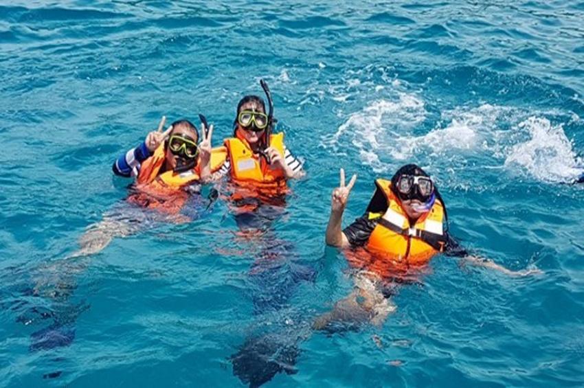กรมการท่องเที่ยวจัดอบรมการช่วยชีวิตนักท่องเที่ยว