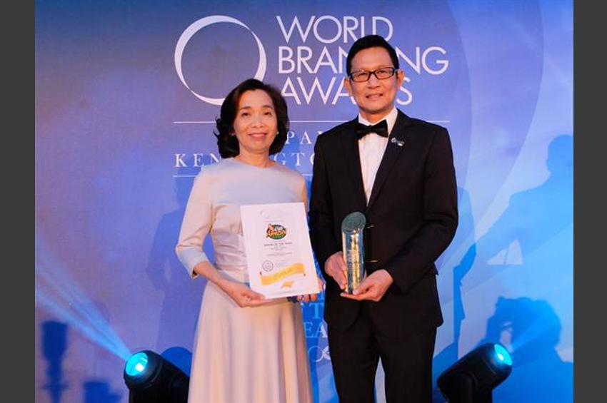PTTOR สร้างความภาคภูมิใจให้คนไทย พาแบรนด์ไทยสู่เวทีโลก PTT Station และ Cafe Amazon คว้ารางวัลแบรนด์ระดับโลกเป็นปีที่ 2 ติดต่อกัน