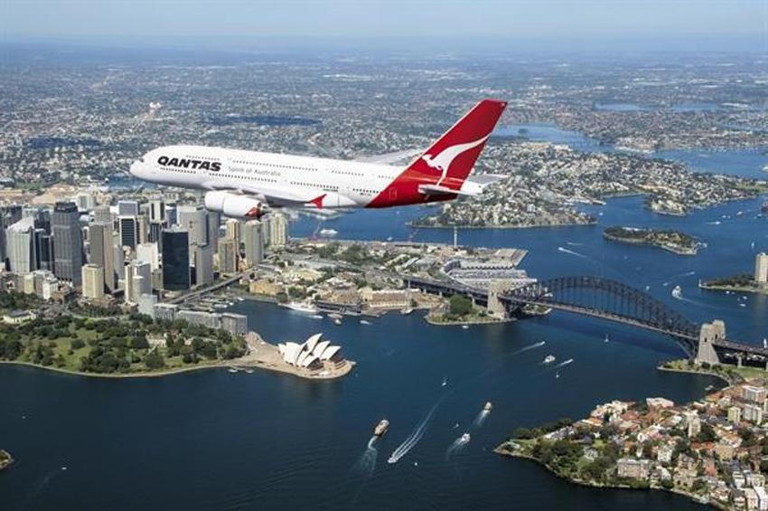 แควนตัสมอบซิมการ์ด Vodafone ฟรี เมื่อซื้อตั๋วโดยสารไปเรียนต่อที่ออสเตรเลีย