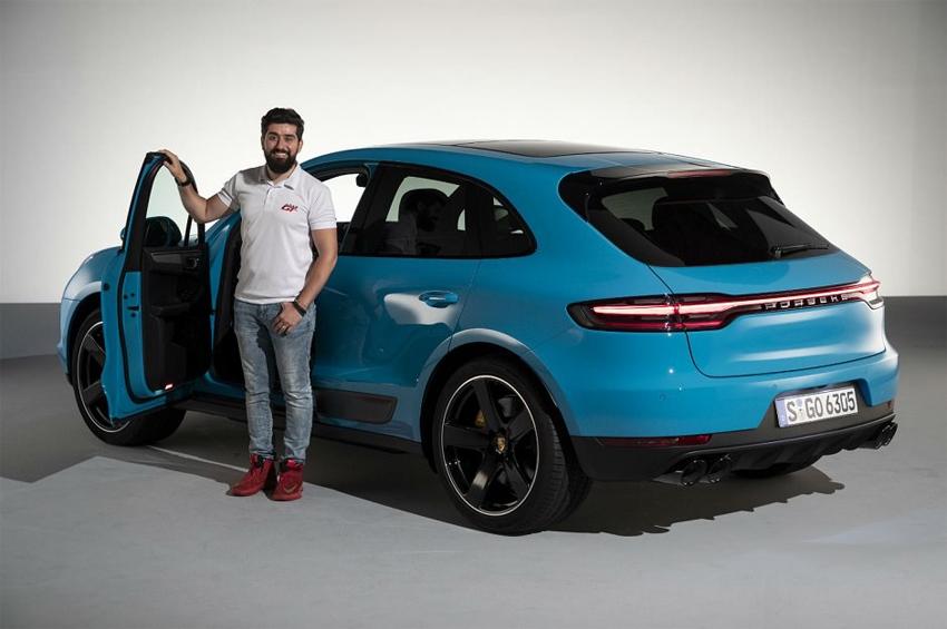 ปอร์เช่ มาคันน์ รุ่นใหม่ล่าสุด (The new Porsche Macan 2019) เปิดตัวอย่างเป็นทางการในทวีปยุโรป