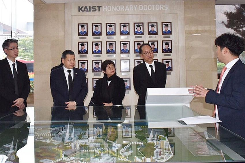 กระทรวงอุตฯบุกเกาหลี ดึงต้นแบบนวัตกรรมพัฒนา SMEs ไทย
