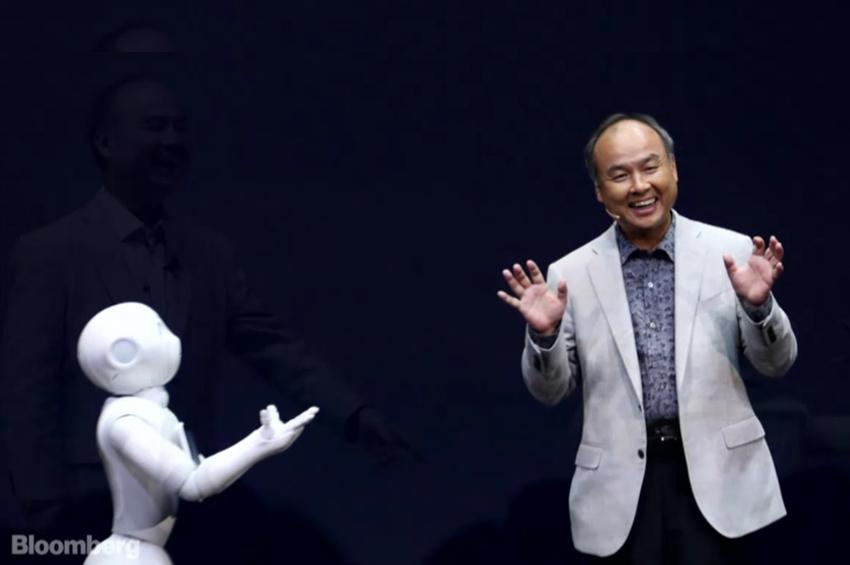 """""""หุ่นยนต์ AI จะทำให้โลกนี้สามัคคีกันมากขึ้น"""" Masayoshi Son ซีอีโอ SoftBank ให้สัมภาษณ์ไว้"""