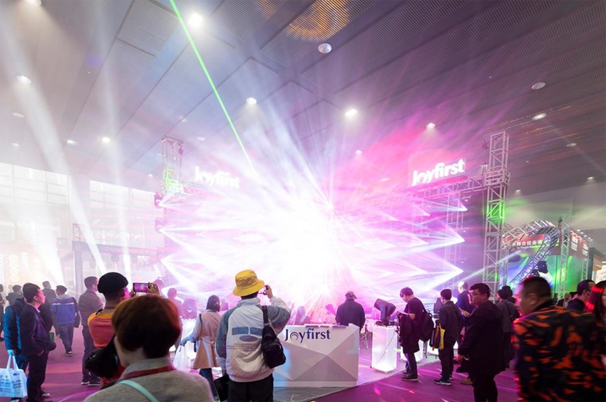 Prolight + Sound Guangzhou 2019 ผู้เข้าชมสูงสุดเป็นประวัติการณ์