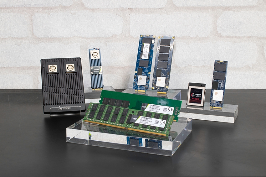 Apacer เปิดโลกการเชื่อมต่ออัจฉริยะในงาน COMPUTEX 2019