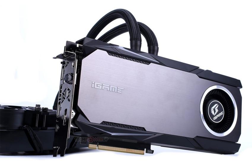 COLORFUL เปิดตัวกราฟิกการ์ด iGame GeForce RTX 2070 Neptune OC โซลูชั่นระบายความร้อนด้วยชุดน้ำ