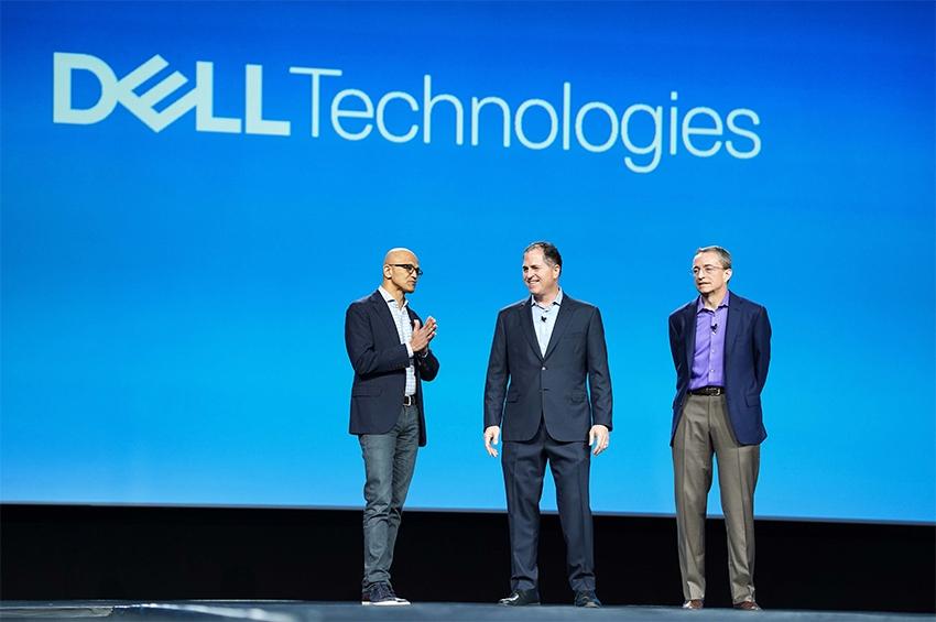 Dell ร่วมกับ  Microsoft ช่วยลูกค้าเร่งปฏิรูปสู่ดิจิทัล