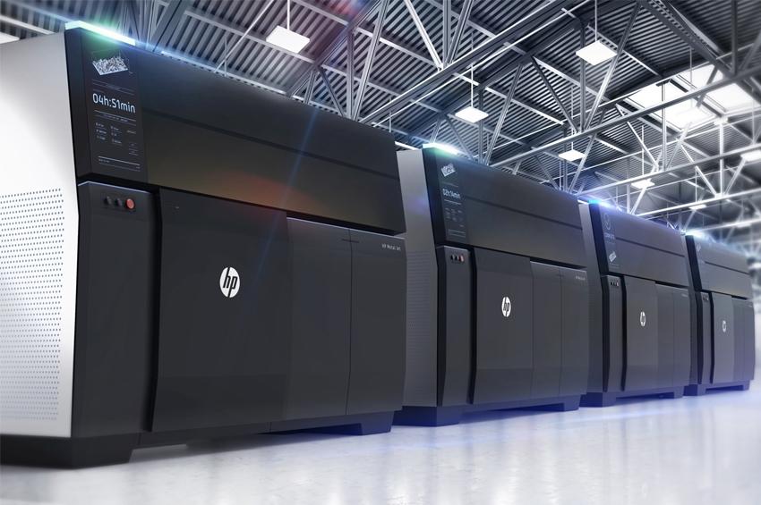 เอชพี เปิดตัว HP Metal Jet 3D Printing ทันสมัยที่สุดในโลก หนุนปฏิวัติอุตสาหกรรม 4.0