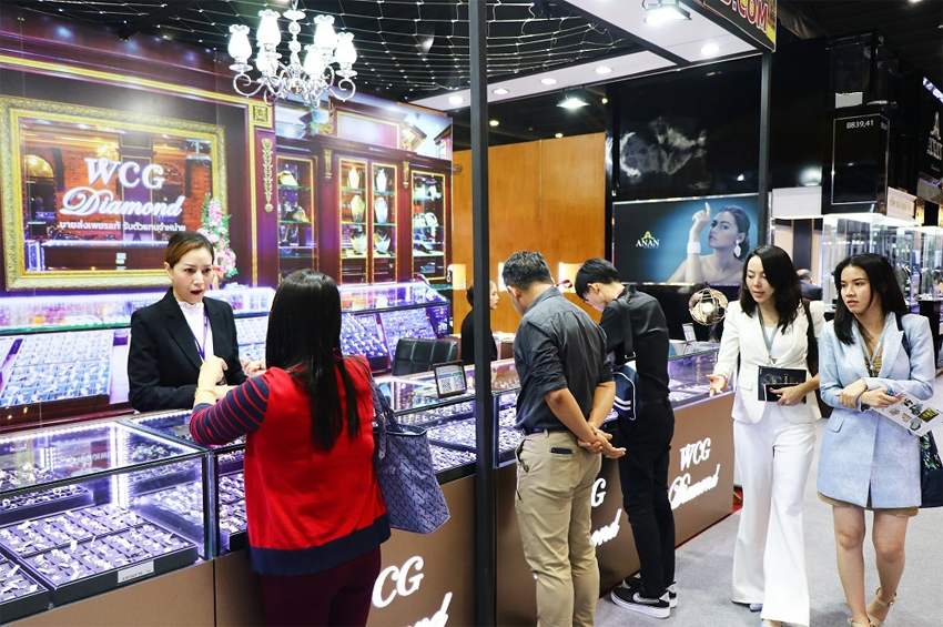 WCG DIAMOND เตรียมจัด Gems and Jewelry Fair