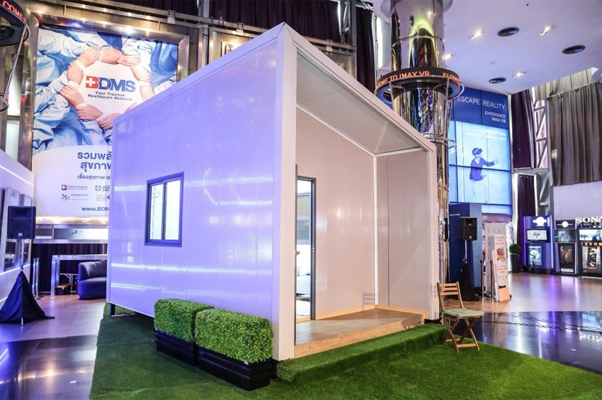 """ไพร์ม สตีล มิลล์ เปิดตัว """"บ้านเหล็ก BLOX Living"""" นวัตกรรมประหยัดพลังงาน"""