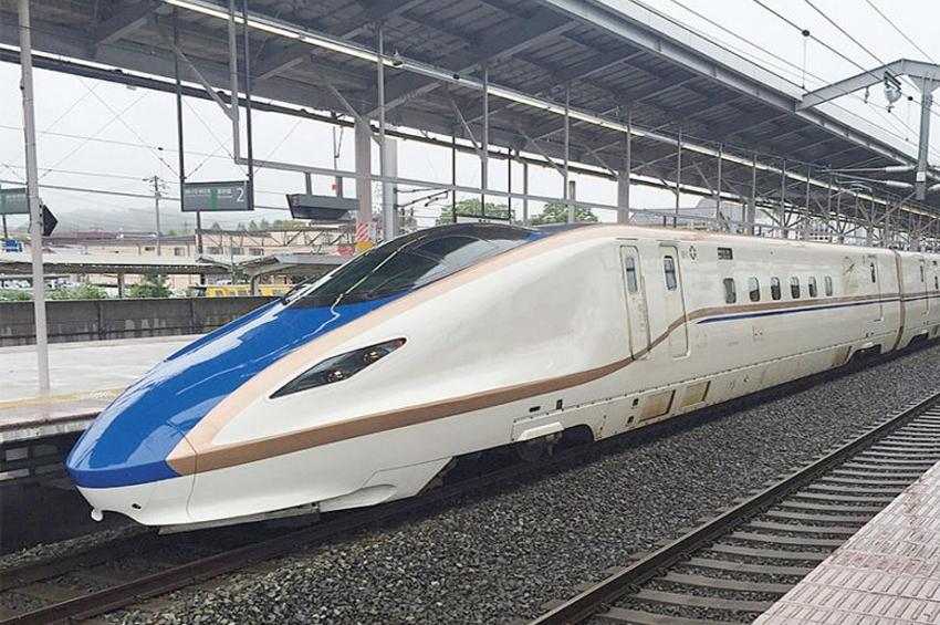 """2 ปี """"ไทย-ญี่ปุ่น"""" ลุยระบบราง ซื้อโบกี้รถไฟฟ้า 46 ขบวน-ตั้งไข่ไฮสปีดเทรน"""