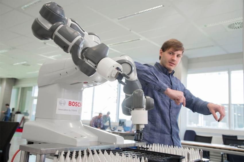 Bosch เผยผลประกอบการและยอดขายปี 2561 สูงเป็นประวัติการณ์อีกครั้ง