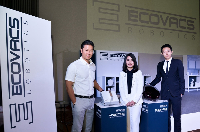 พฤศจิกายน เดือนแห่งชัยชนะของ ECOVACS ROBOTICS หุ่นยนต์ดูดฝุ่นที่ดีที่สุดในโลก