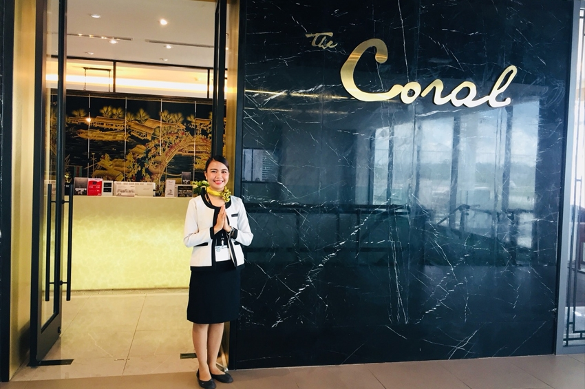 The Coral Executive Lounge คว้ารางวัล Luxury Lifestyle Awards พร้อมทำให้การเดินทางเป็นความสุขล้วน ๆ