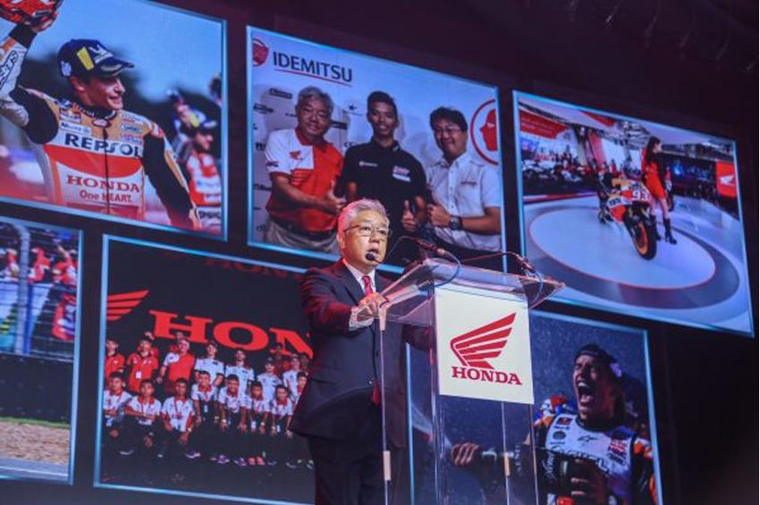 A.P. Honda แชมป์รถจักรยานยนต์ 30 ปีติดต่อกัน เปิดตัวรถใหม่ 4 รุ่น รับปีหมูทอง