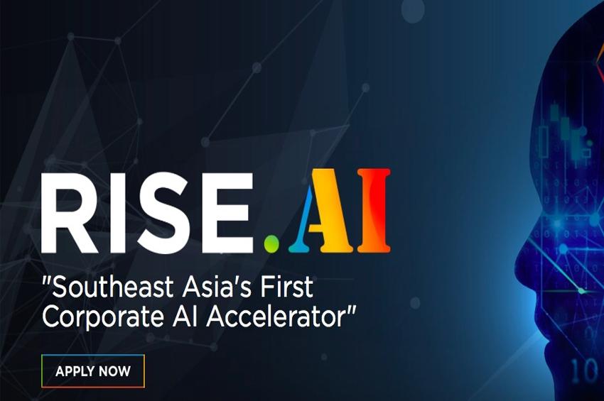 RISE เปิดตัวโปรแกรม AI Accelerator ครั้งแรกใน AEC