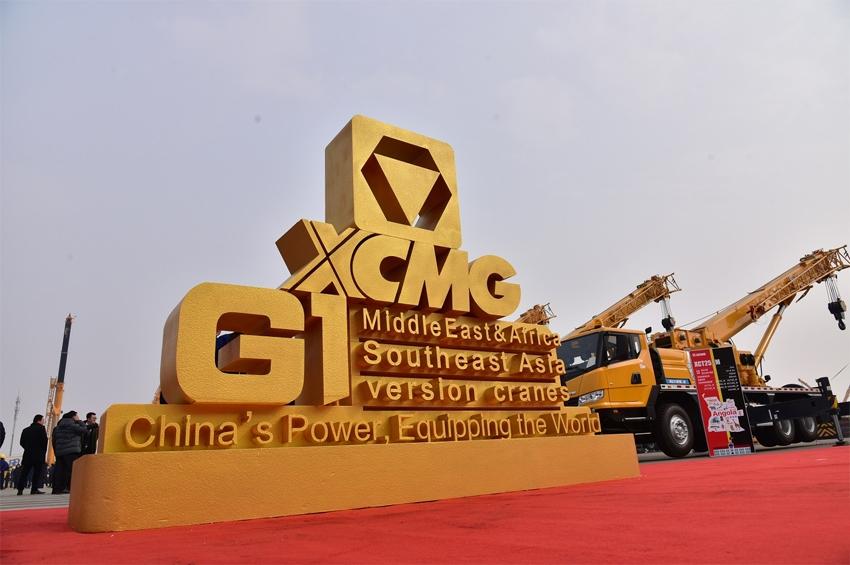 XCMG จะเปิดตัวรถเครน G-Series ใหม่ 84 รุ่นในปีนี้