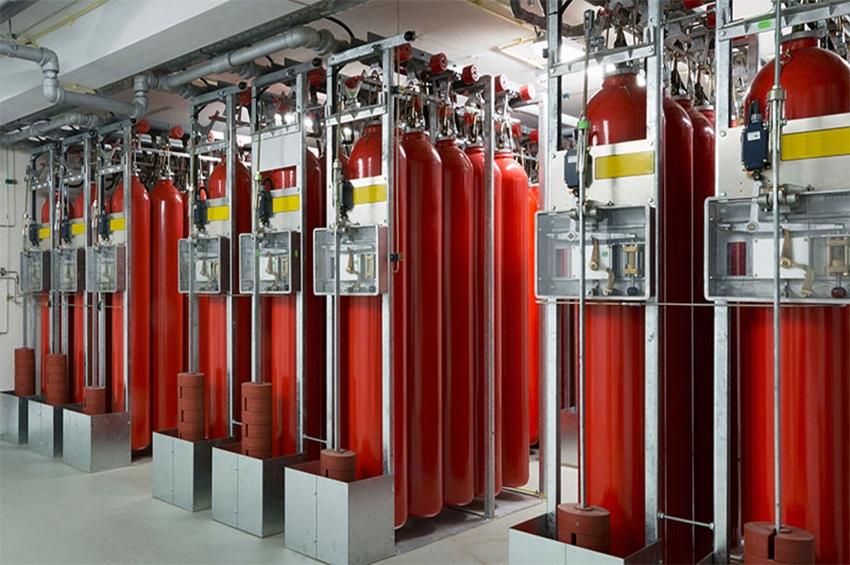 ระบบดับเพลิงอัตโนมัติ ทำงานอย่างไร?