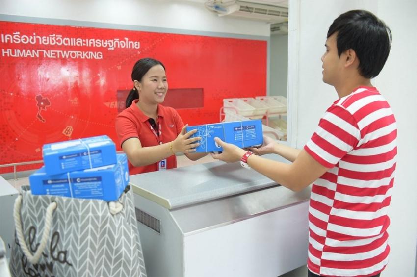 พลังไปรษณีย์ไทย พลังขับเคลื่อนประเทศไทย กับนโยบาย THP FIRST