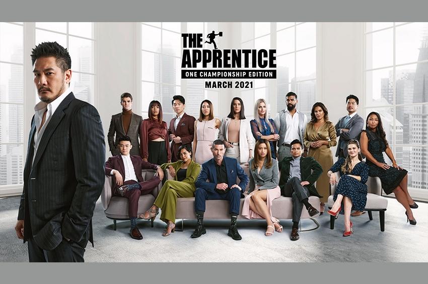 เตรียมพบกับเรียลลิตี้สุดยอดตำนาน The Apprentice: ONE Championship Edition